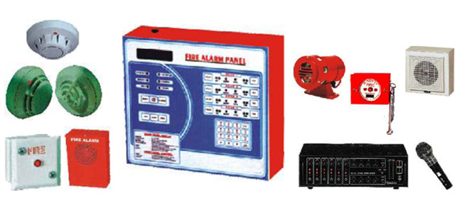 Fire Detection and Alarms
